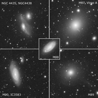 Selected Galaxies
